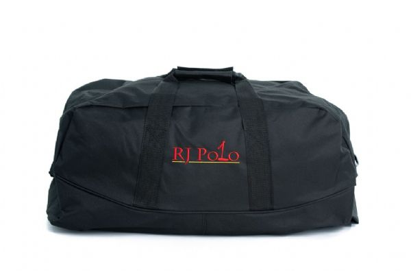 RJ  Polo Kit and Tack Bag in Black